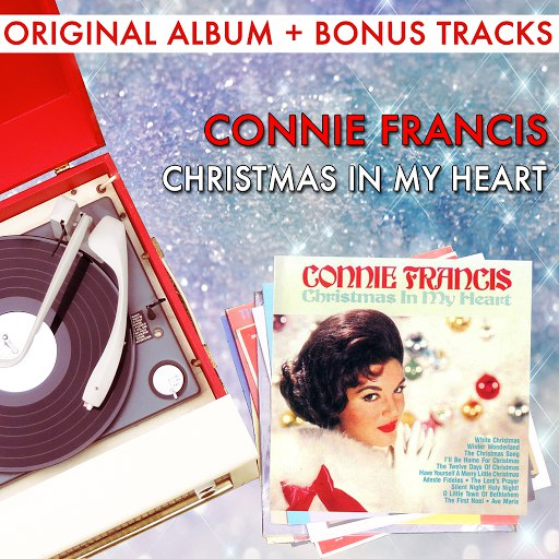 Connie Francis альбом Christmas In My Heart (Special Edition)