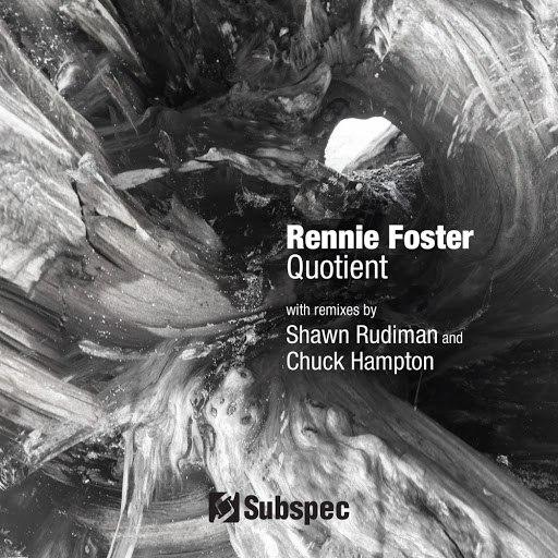 Rennie Foster альбом Quotient