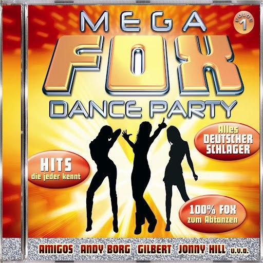 Divers альбом Mega Fox Dance Party