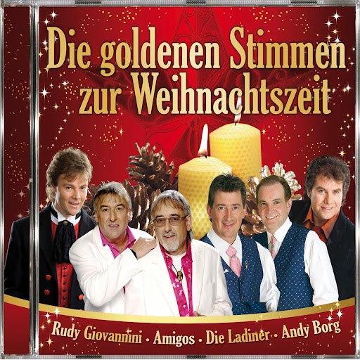 Divers альбом Die goldenen Stimmen zur Weihnachtszeit