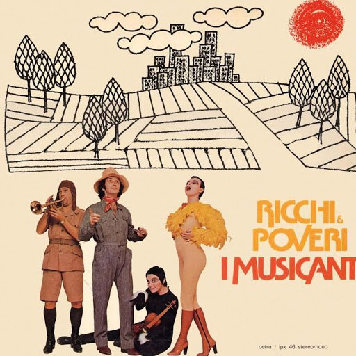 Ricchi E Poveri альбом I Musicanti