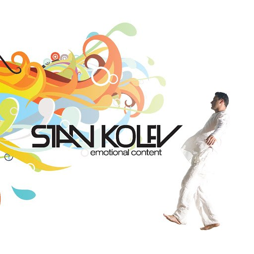 Stan Kolev альбом Emotional Content (The Album Version)
