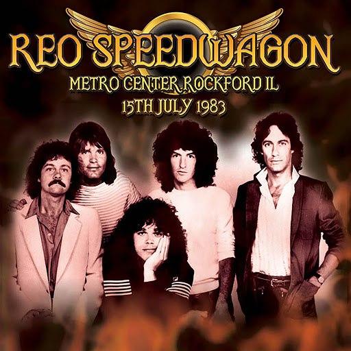 REO Speedwagon альбом Metro Center, Rockford IL 15-07-83 (Live FM Radio Concert In Superb Fidelity - Remastered)