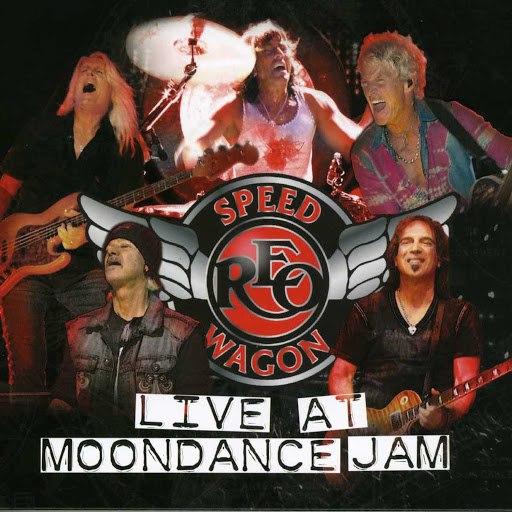 REO Speedwagon альбом Live at Moondance Jam