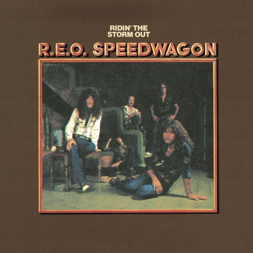 REO Speedwagon альбом Ridin' the Storm Out (with original Kevin Cronin vocal)