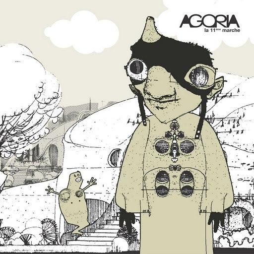 Agoria альбом La 11Eme Marche