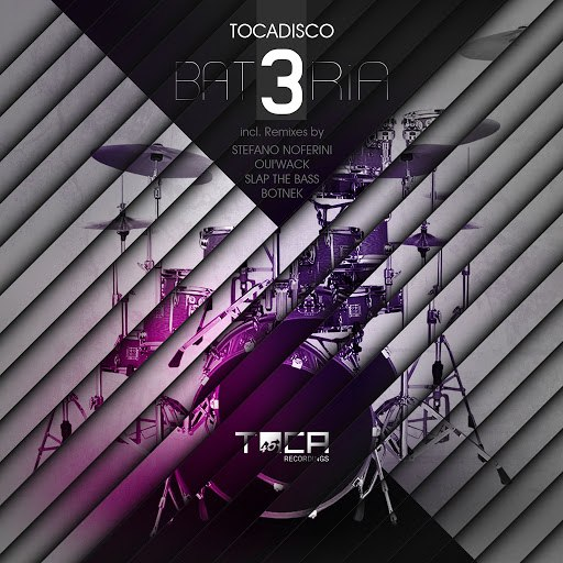Tocadisco альбом BAT3RIA