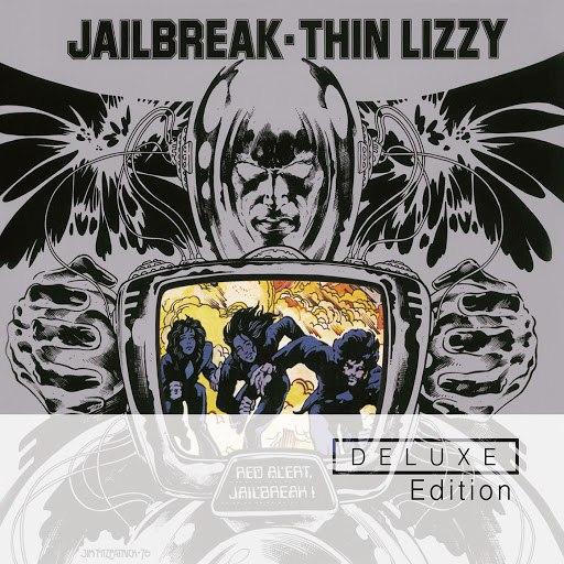 Thin Lizzy альбом Jailbreak (Deluxe Edition)