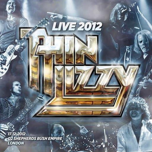 Thin Lizzy альбом Live 2012 - O2 Shepherds Bush Empire