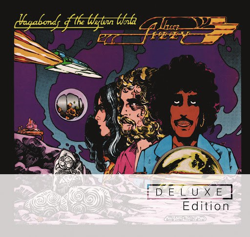 Thin Lizzy альбом Vagabonds Of The Western World (Deluxe Edition)