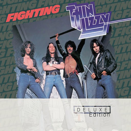 Thin Lizzy альбом Fighting (Deluxe Edition)