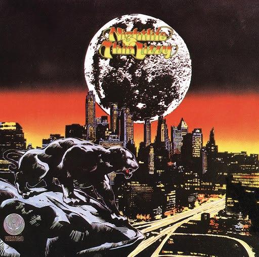 Thin Lizzy альбом Nightlife
