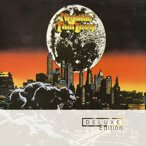 Thin Lizzy альбом Nightlife (Deluxe Edition)