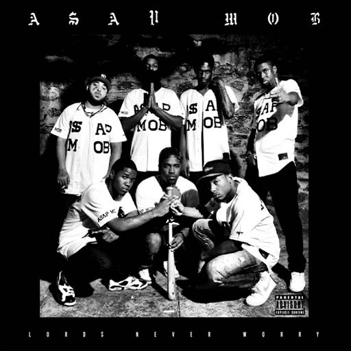 A$AP Mob альбом Lords Never Worry