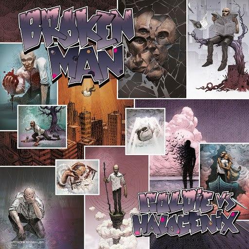 Goldie альбом Broken Man