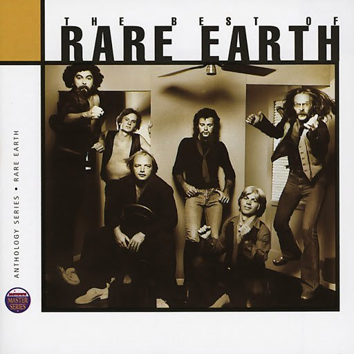 Rare Earth альбом The Best Of Rare Earth