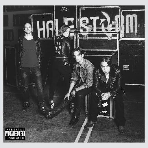 Halestorm альбом Into The Wild Life (Deluxe)