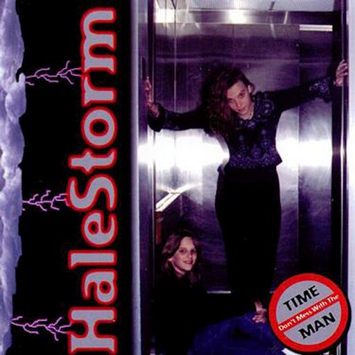 Halestorm альбом (Don't Mess With The ) Time Man
