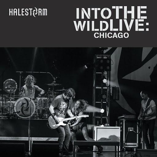 Halestorm альбом Into The Wild Live: Chicago