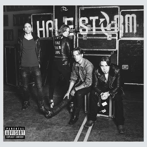 Halestorm альбом I Am The Fire