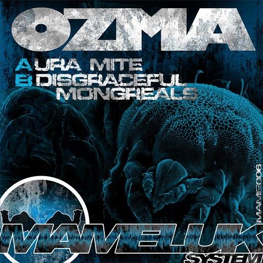Ozma альбом Ura Mite / Disgraceful Mongreals