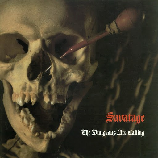 Savatage альбом The Dungeons Are Calling