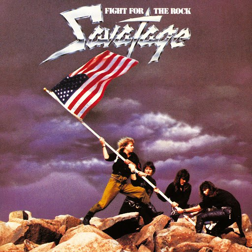Savatage альбом Fight For The Rock