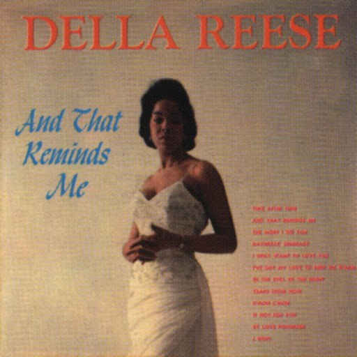 Della Reese альбом And That Reminds Me