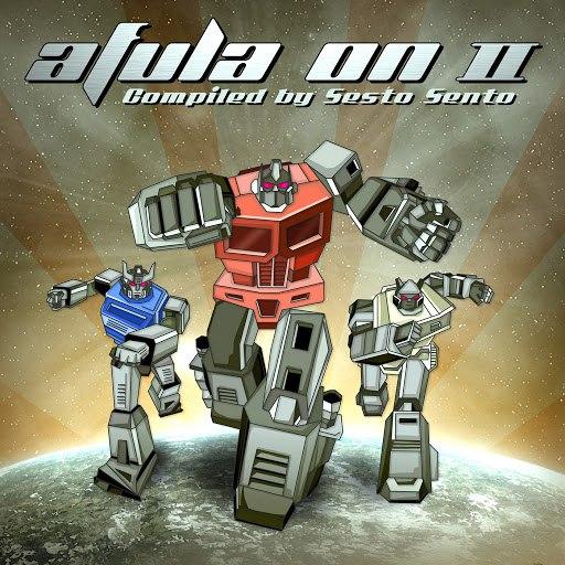 Sesto Sento альбом Afula On Vol.2 - Compiled by Sesto Sento