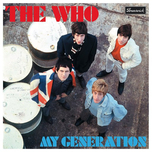 The Who альбом My Generation
