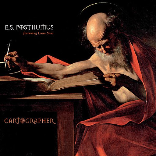 E.S. Posthumus альбом Cartographer: (Piri Reis Remixes)