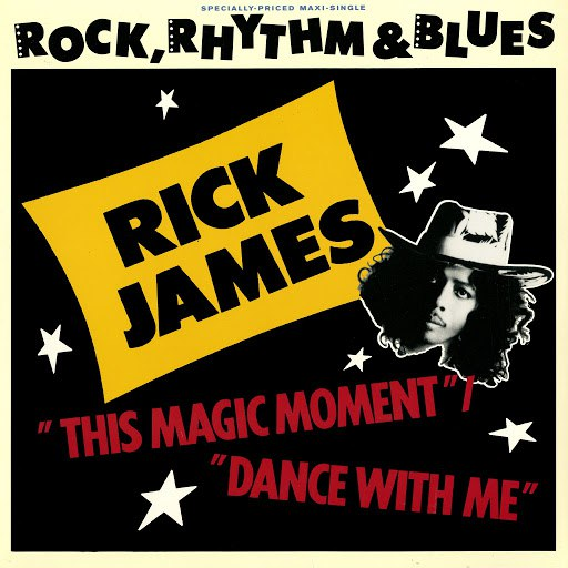 Rick James альбом This Magic Moment/Dance With Me