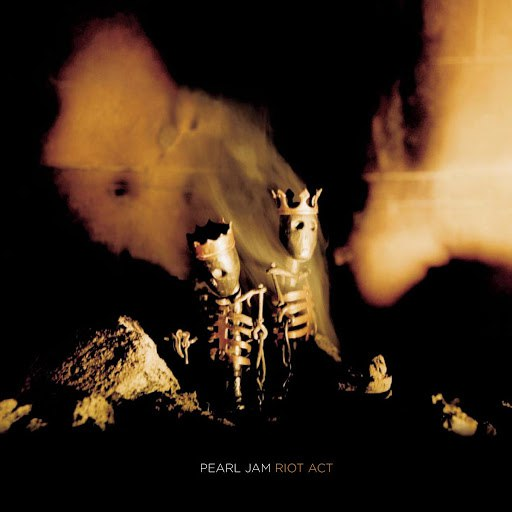 Pearl Jam альбом Riot Act