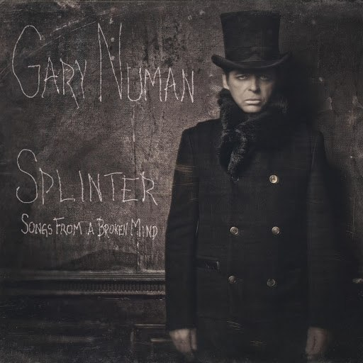 Gary Numan альбом Splinter (Songs from a Broken Mind) [Deluxe Version]