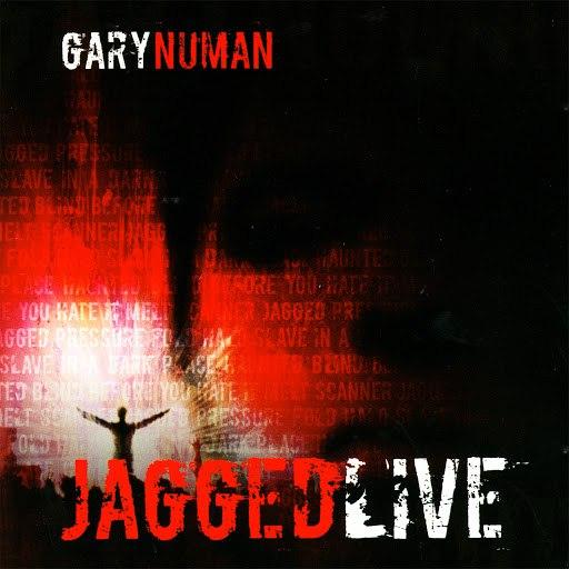 Gary Numan альбом Jagged Live