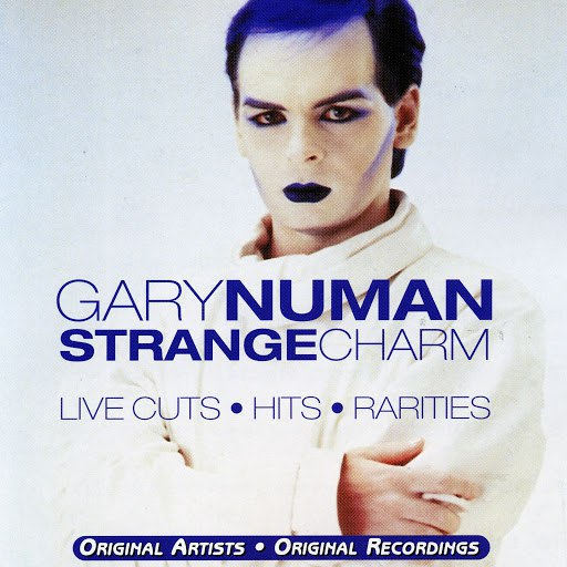 Gary Numan альбом Strange Charm - Live Cuts, Hits, Rarities