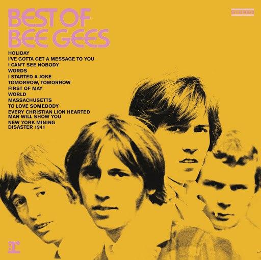 bee gees альбом Best Of Bee Gees