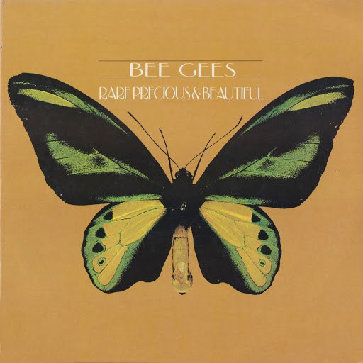 bee gees альбом Rare Precious & Beautiful