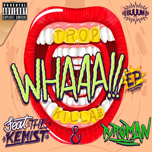 Tropkillaz альбом Whaaa!