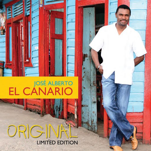 "José Alberto ""El Canario"" альбом Original Limited Edition"