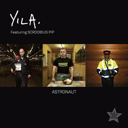 Scroobius Pip альбом Astronaut (feat. Scroobius Pip)