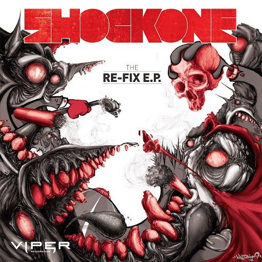 ShockOne альбом The Re-Fix EP (feat. Mc Spyda, Metrik, Phetsta)