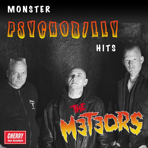 The Meteors альбом Monster Psychobilly Hits