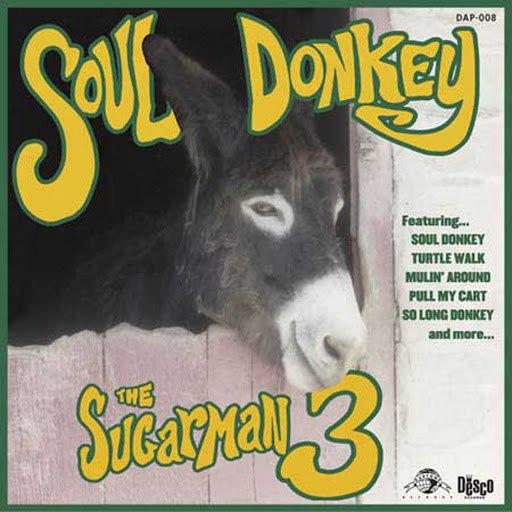 Sugarman Three альбом Soul Donkey