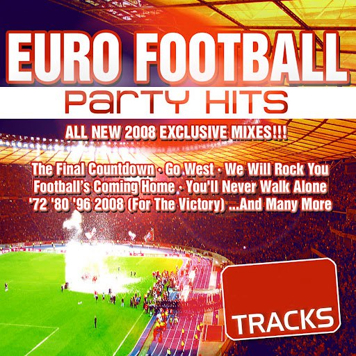 Slash альбом Euro Football Party Dance Hits