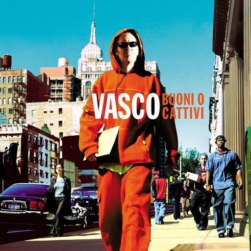 Vasco Rossi альбом Buoni O Cattivi
