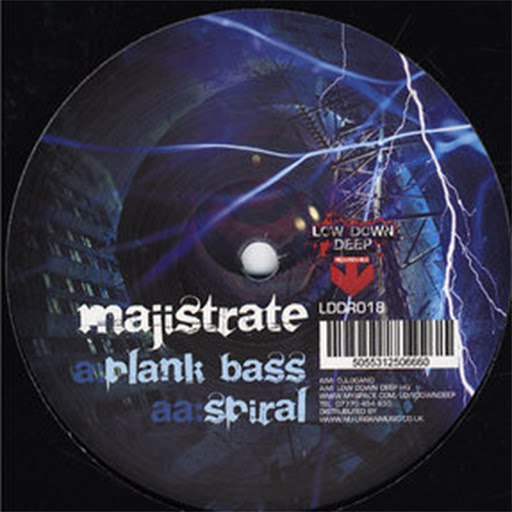Majistrate альбом Plank bass / Spiral