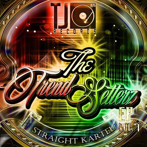 Vybz Kartel альбом The Trend Setterz Vol. 1 - EP