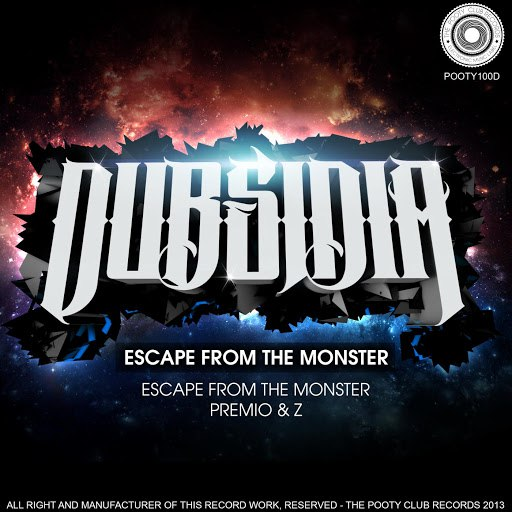dubsidia альбом Escape From The Monster EP