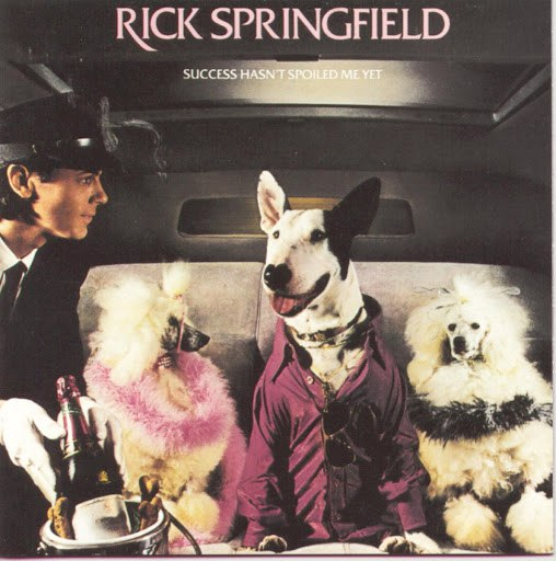 Rick Springfield альбом Success Hasn't Spoiled Me